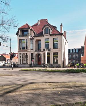 Kantoor Tribevibe in Haarlem